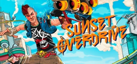 Sunset Overdrive EUROPE