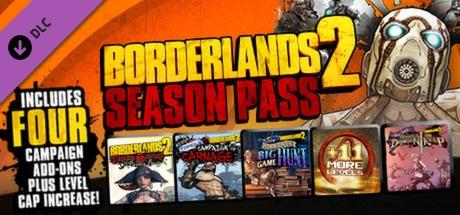Buy Borderlands 2 Season Pass for Steam PC