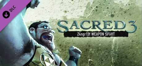 Sacred 3: Z4ngr13f Weapon Spirit