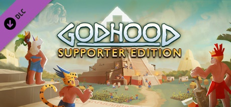 Godhood - Supporter Edition Upgrade