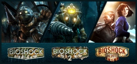 Buy BioShock Triple Pack for Steam PC