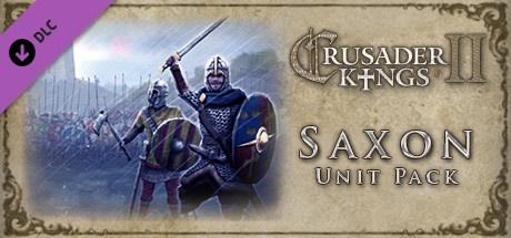 Buy Crusader Kings II: Saxon Unit Pack for Steam PC