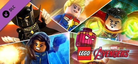 Buy LEGO MARVEL's Avengers Season Pass for Steam PC