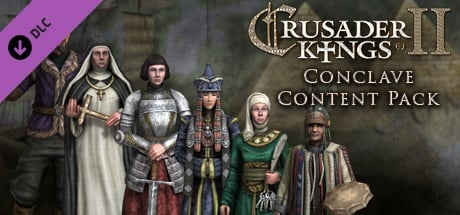 Buy Content Pack - Crusader Kings II: Conclave for Steam PC