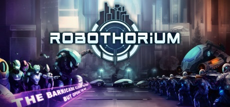 Robothorium: Sci-fi Dungeon Crawler
