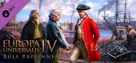 Buy Europa Universalis IV: Rule Britannia for Steam PC