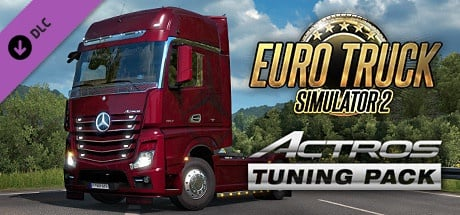 Buy Euro Truck Simulator 2 - Actros Tuning Pack for Steam PC