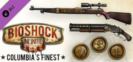 Buy Bioshock Infinite: Columbia's Finest for Steam PC