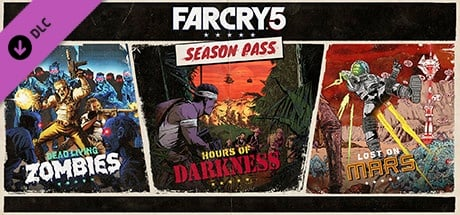 Far Cry® 5 - Season Pass Steam Edition