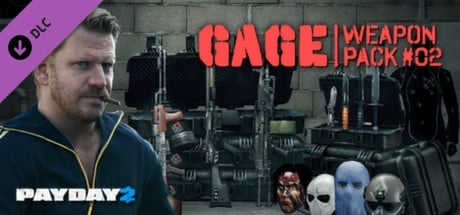 PAYDAY 2: Gage Weapon Pack #02