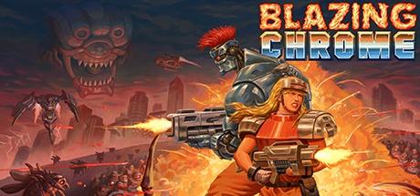 Buy Blazing Chrome for Steam PC