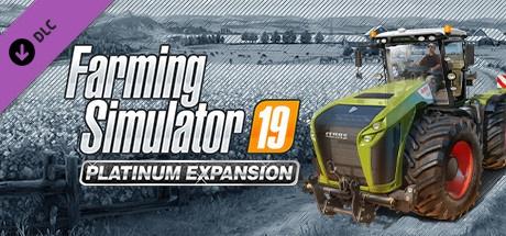 Buy Farming Simulator 19 - Platinum Expansion for Steam PC