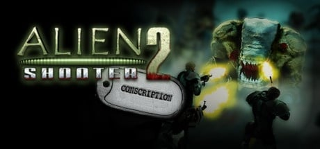 Buy Alien Shooter 2 Conscription for Steam PC