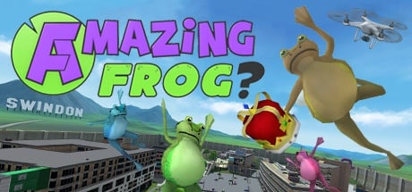Buy Amazing Frog? for Steam PC