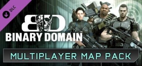 Buy Binary Domain - Multiplayer Map Pack for Steam PC