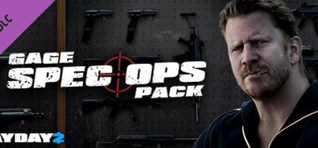 PAYDAY 2: Gage Spec Ops Pack