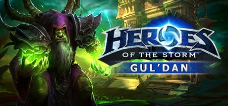 Heroes of the Storm - Hero Gul'dan
