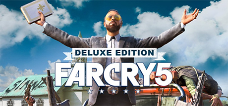 Far Cry® 5 - Deluxe Edition Steam Edition