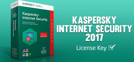 Kaspersky Internet Security 2017 - 1 PC - 12 MONTHS