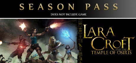 Buy Lara Croft and the Temple of Osiris - Season Pass Only for Steam PC