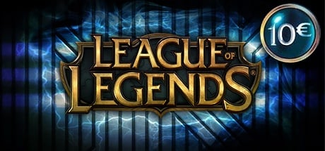 League of Legends 10 Euro