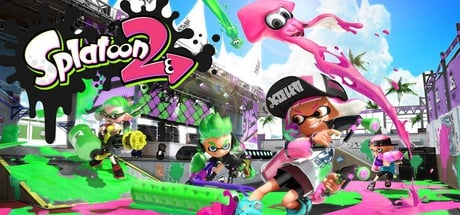 Buy Splatoon 2 Nintendo Switch for Nintendo Switch