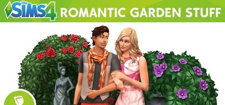 The Sims™ 4 Romantic Garden Stuff