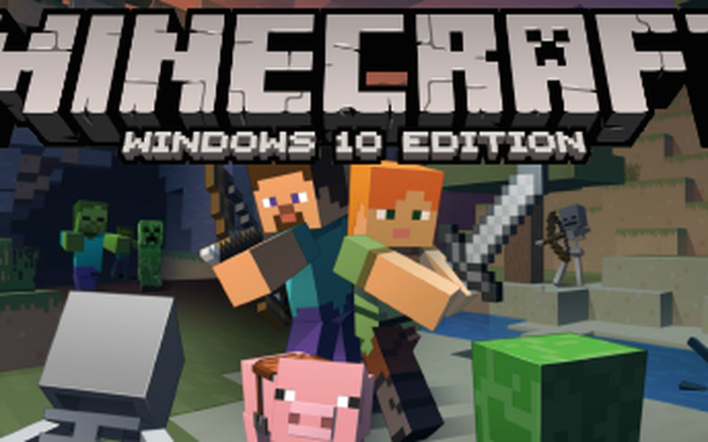 Minecraft Windows Edition On Web PC Game HRK Game - Minecraft pc spiele kaufen