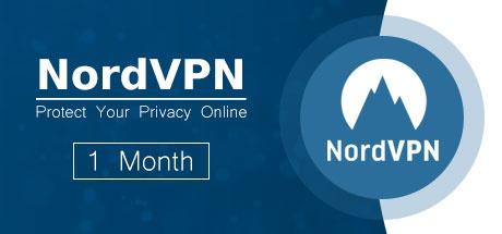 NordVPN VPN Service - 1 Month