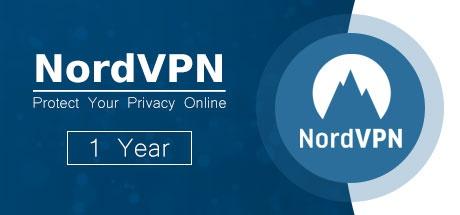 NordVPN VPN Service - 1 Year