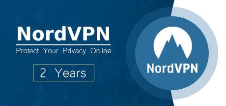 NordVPN VPN Service - 2 Years