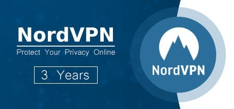 NordVPN VPN Service - 3 Years