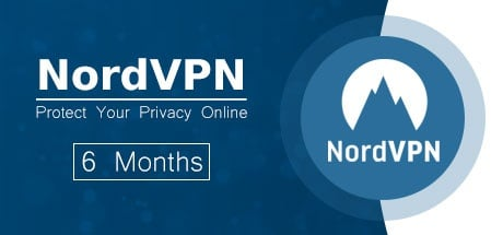 NordVPN VPN Service - 6 Months
