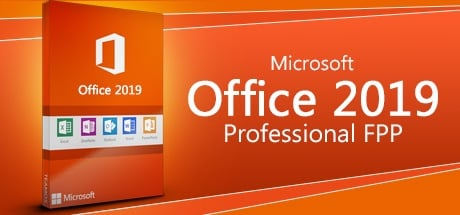 Buy Microsoft Office 2019 Professional FPP for Software PC
