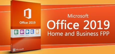 Microsoft Office Home and Business 2019 FPP