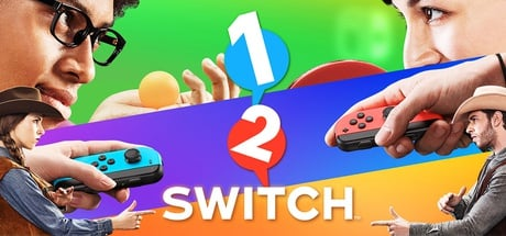 1-2-Switch Nintendo Switch