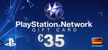 PlayStation Network Gift Card 35 € DE