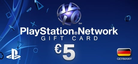 PlayStation Network Gift Card 5 € DE