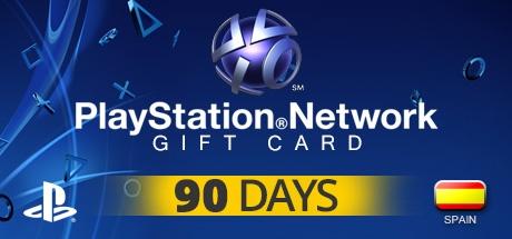 Buy PLAYSTATION NETWORK CARD PLUS 90 DAYS ES for PlayStation
