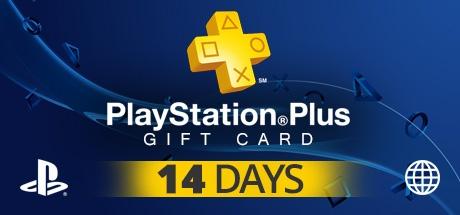 PLAYSTATION NETWORK CARD PLUS 14 DAYS