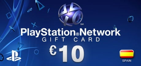 Buy PLAYSTATION NETWORK CARD €10 ES for PlayStation