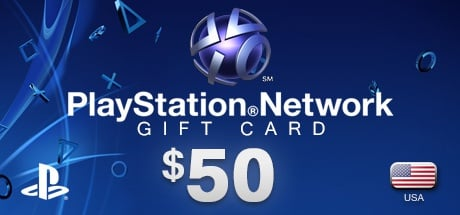 Buy PlayStation Network Gift Card 50 $ US for PlayStation