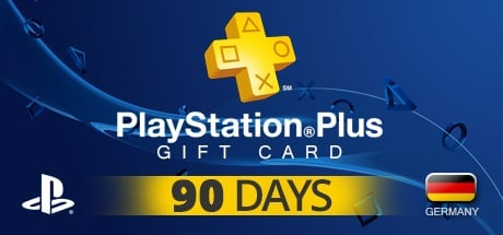 Buy PLAYSTATION NETWORK CARD PLUS 90 DAYS DE for PlayStation