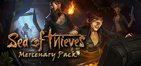 SEA OF THIEVES - MERCENARY PACK DLC XBOX ONE / WINDOWS 10