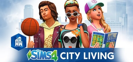 Buy The Sims 4 City Living for Origin PC