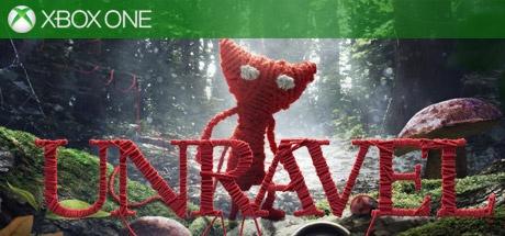 UNRAVEL XBOX ONE On Xbox