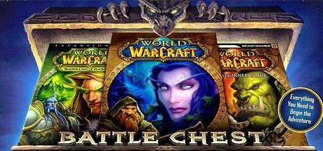 World of Warcraft Battle Chest + 30 days NA