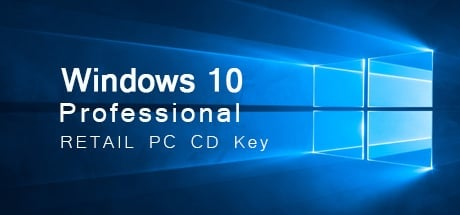 Buy Windows 10 Professional RETAIL PC CD Key for Software PC