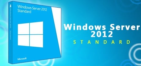 Windows Server 2012 Standard