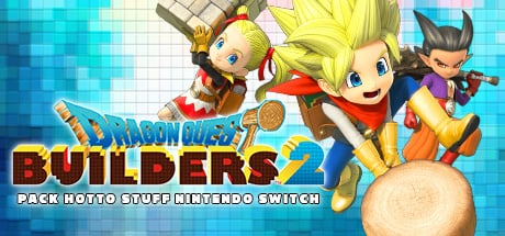 Dragon Quest Builders 2 Hotto Stuff Pack Nintendo Switch